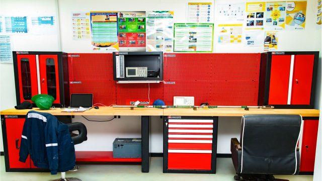 corrosion electronic lab