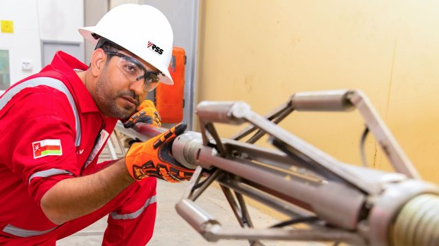 corrosion tool inspection