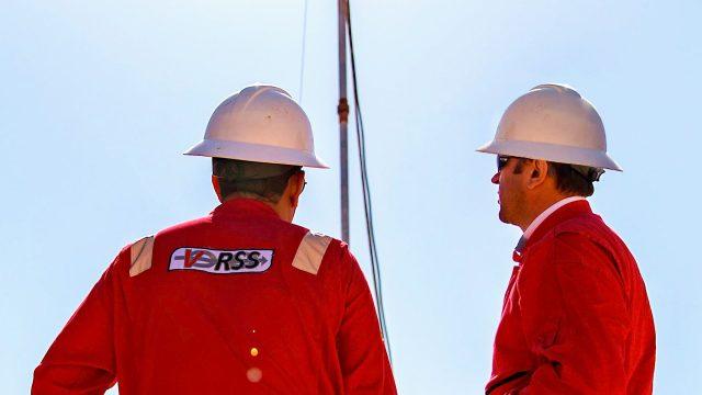 wireline operation site visit